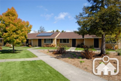 Copeland Creek Apartments In Rohnert Park California