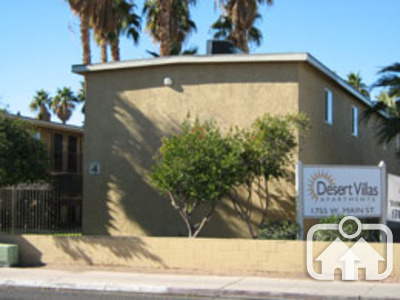 Desert Villas Apartments In El Centro California