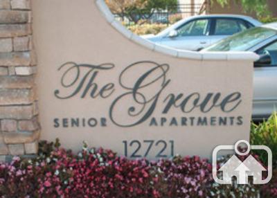 The Grove Senior Apartments In Garden Grove California